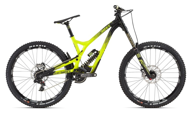 Commencal SUPREME DH V4 WORLD CUP 650B (2016)